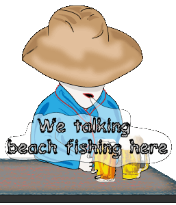WA Beach Fishing